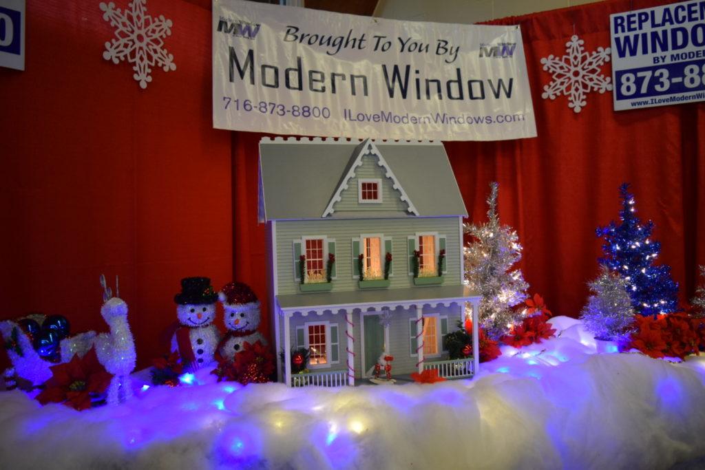 Modern Window Dollhouse