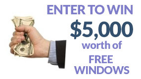 $5,000.00 Window Sweepstakes